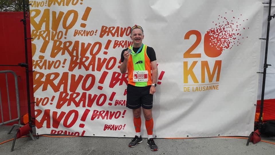 Lausanne 20km Race Report