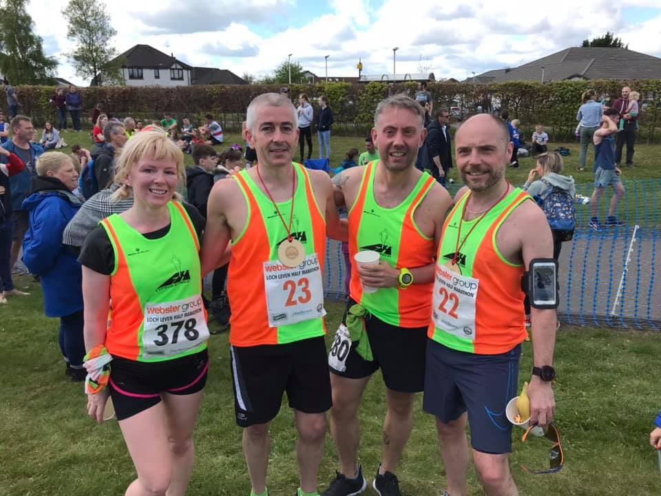 Loch Leven Half Marathon Race Report
