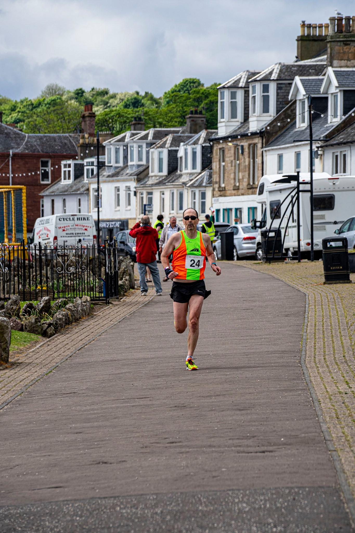 Millport 10 Race Report