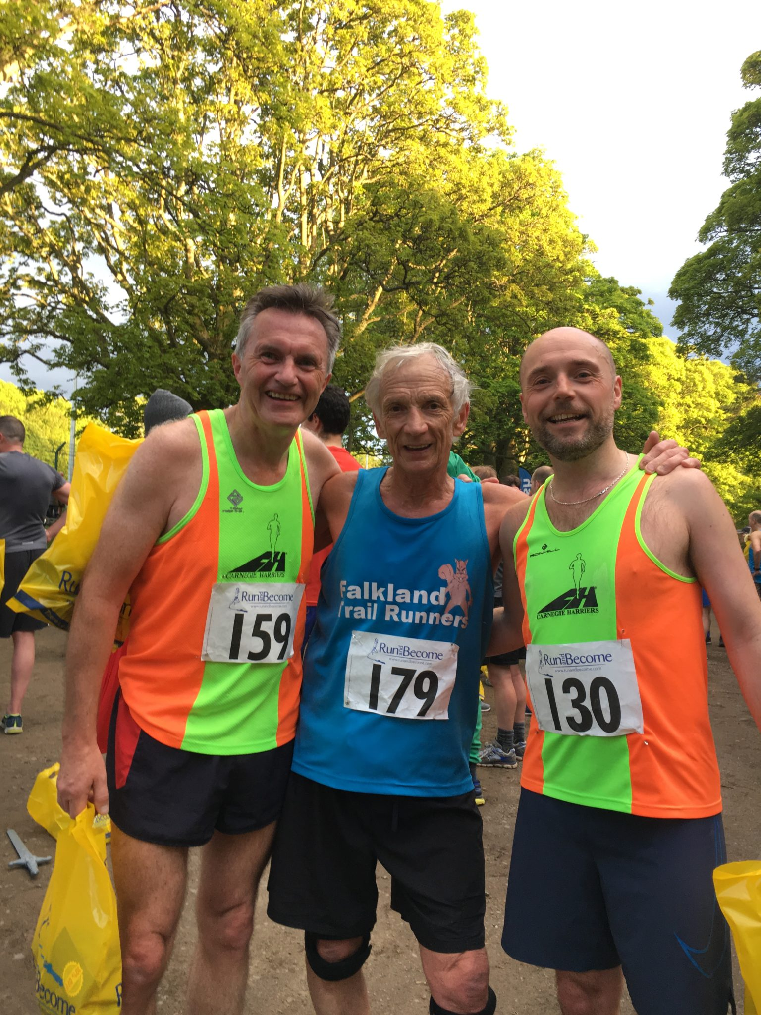 Balerno Rigg Race Report