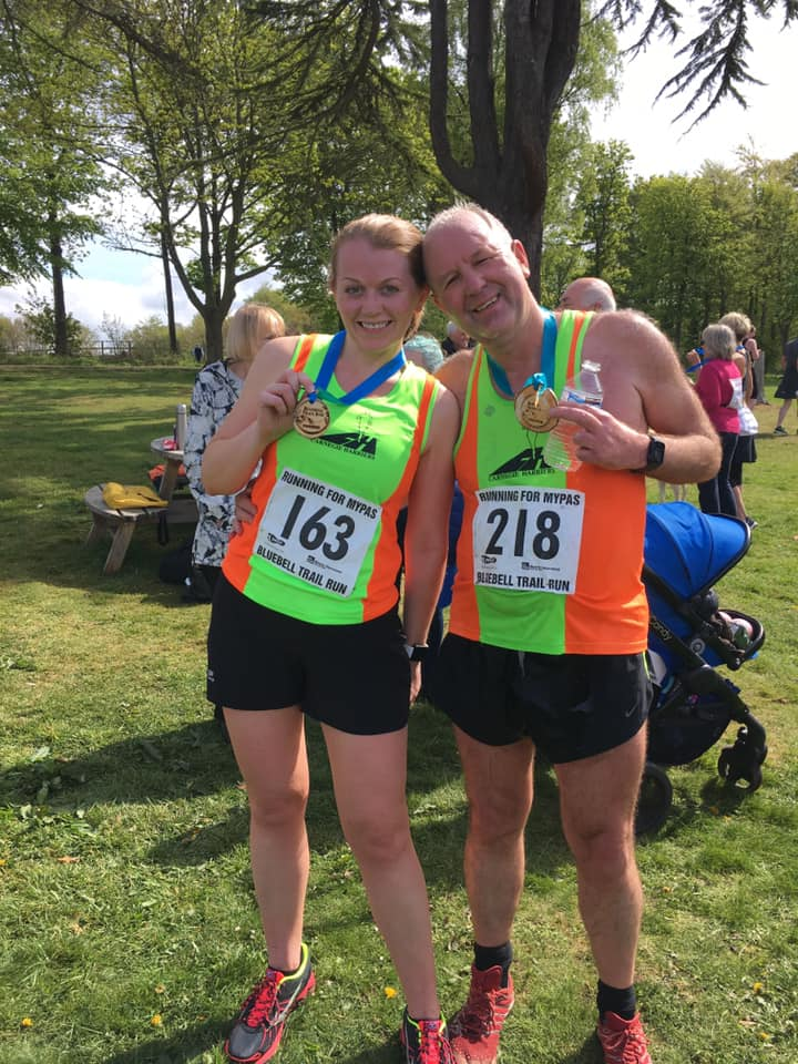 Dalkeith Bluebell Trail 10km – Sunday 28th April 2019