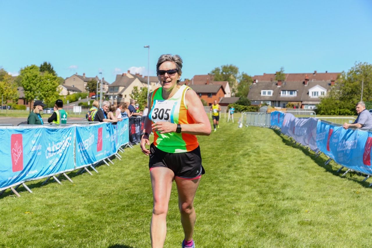 Monklands Half Marathon Race Report
