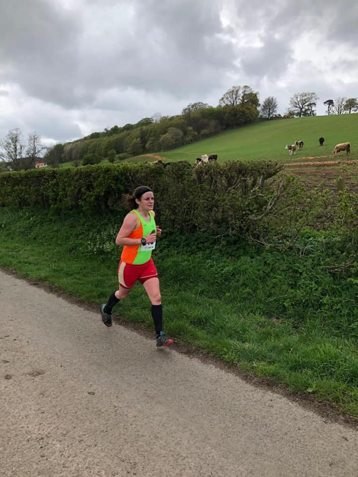 Norman's Law Hill Race Report
