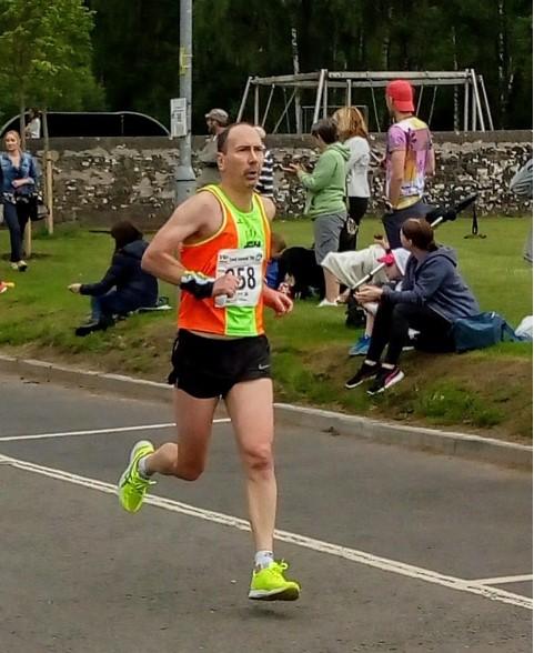 Wilson tames the Loch Lomond 10K