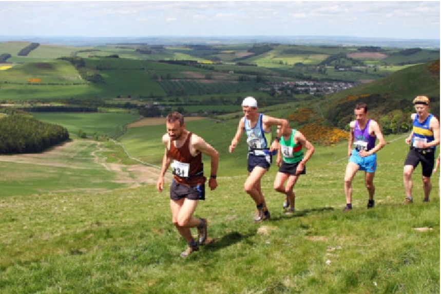 Yetholm Hill Race Report