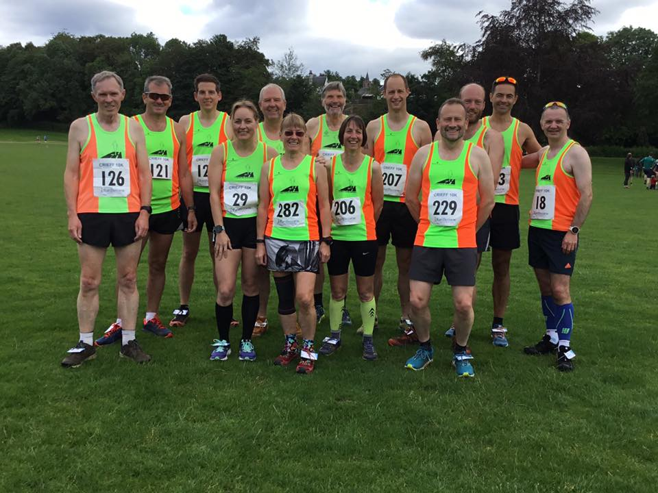 CH take on the challenging Crieff 10k – Off Road GP Event 3