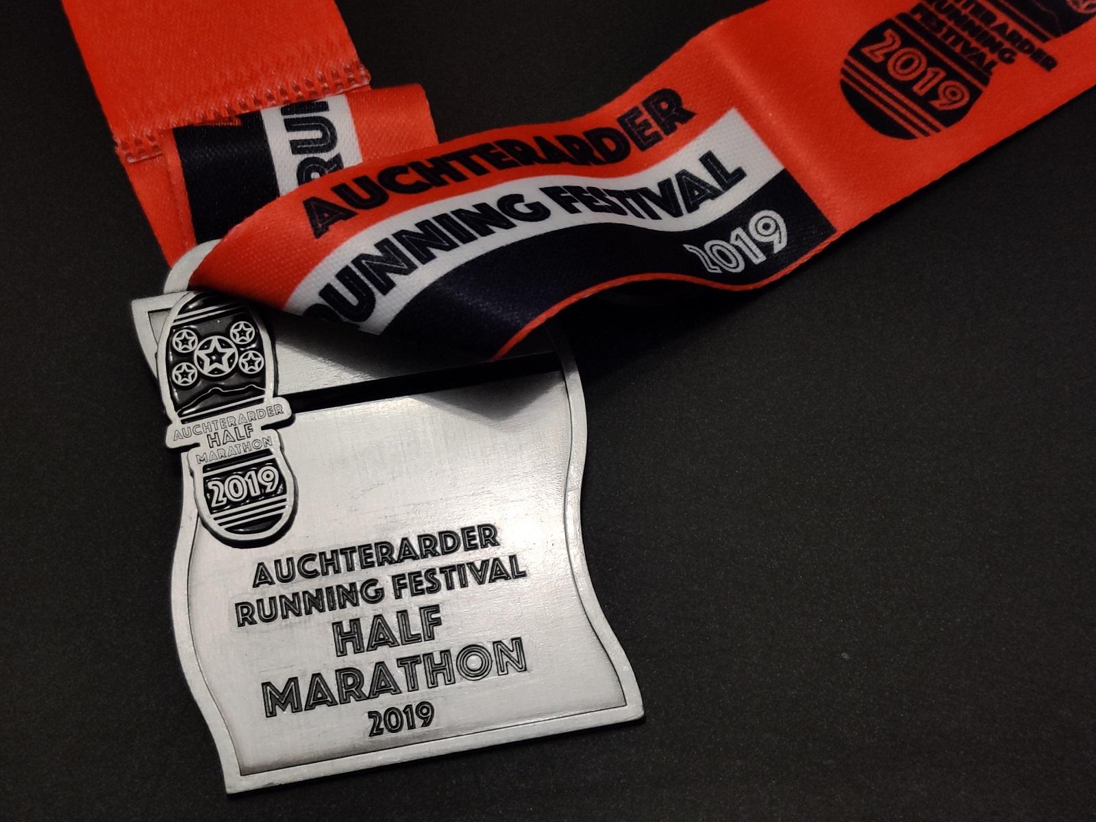 Auchterarder Half Marathon 2019