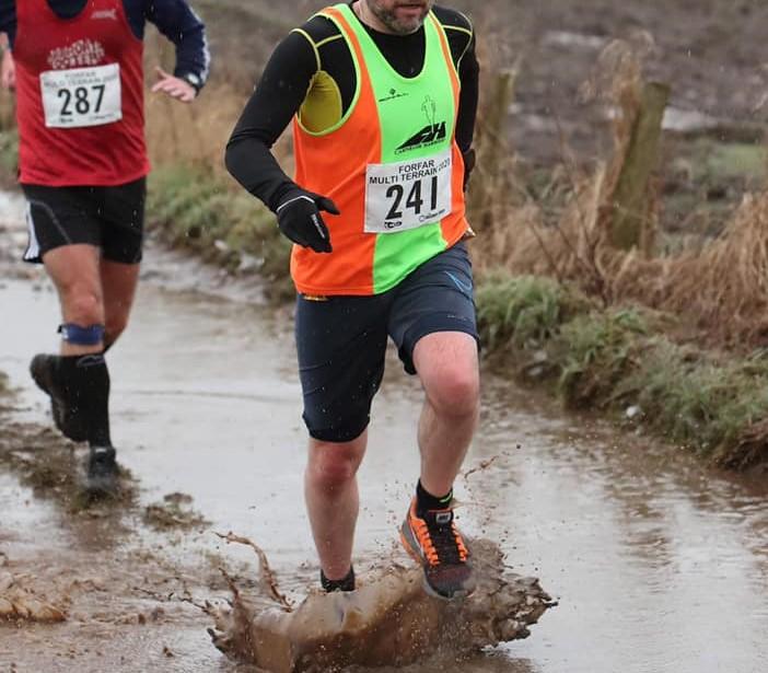 Muddy Marvellous in Forfar