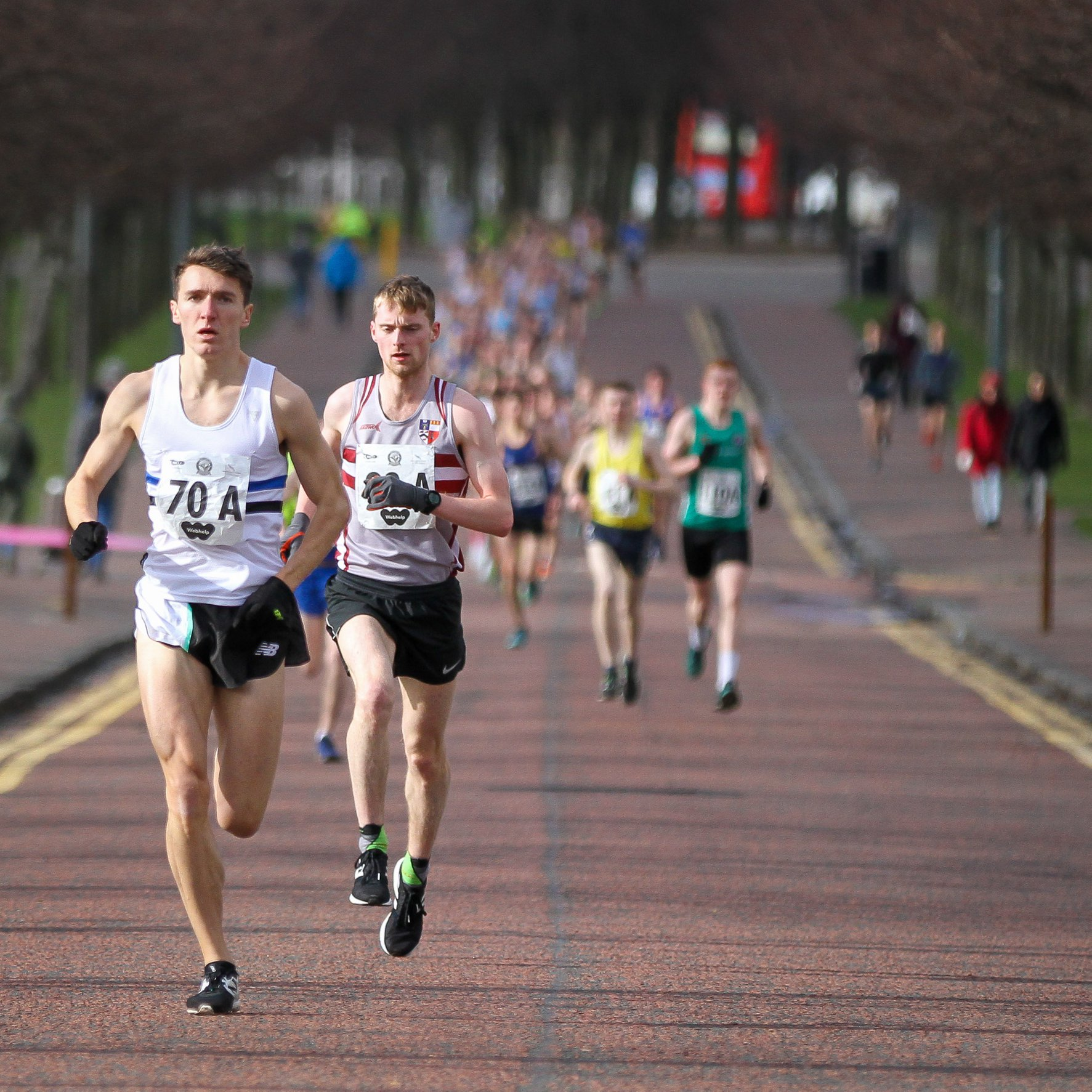 Carnegie Head West for the 50th Running of the Allan Scally Relays